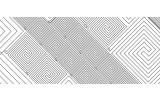 Fotobehang Abstract | Wit, Grijs | 250x104cm