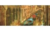 Fotobehang Venetië | Bruin | 250x104cm