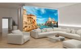 Fotobehang Venetië | Blauw, Bruin | 152,5x104cm