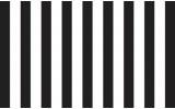 Fotobehang Papier Strepen | Zwart, Wit | 368x254cm
