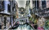 Fotobehang Papier Venetië | Grijs | 368x254cm