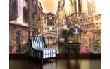 Fotobehang Venetië | Bruin | 104x70,5cm