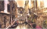 Fotobehang Vlies   Venetië   Bruin   368x254cm (bxh)