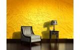Fotobehang Muur | Geel | 152,5x104cm