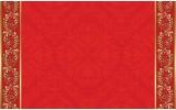 Fotobehang Vlies | Klassiek | Rood, Goud | 368x254cm (bxh)