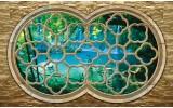 Fotobehang Vlies | Natuur, Slaapkamer | Blauw | 368x254cm (bxh)