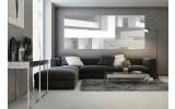 Fotobehang 3D, Modern | Wit | 250x104cm