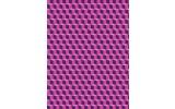 Fotobehang Papier 3D | Roze, Paars | 184x254cm