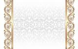 Fotobehang Vlies | Klassiek | Zilver, Goud | 368x254cm (bxh)