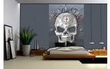 Fotobehang Alchemy, Gothic   Grijs   206x275cm