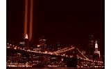Fotobehang Vlies | New York | Bruin | 368x254cm (bxh)