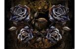 Fotobehang Papier Alchemy Gothic | Grijs | 254x184cm