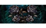 Fotobehang Alchemy Gothic | Zwart | 250x104cm