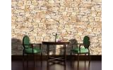 Fotobehang Stone | Crème | 208x146cm