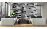 Fotobehang Design | Zilver | 416x254