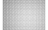 Fotobehang Modern | Zilver, Grijs | 152,5x104cm
