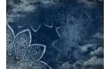 Fotobehang Vlies | Klassiek | Blauw | 368x254cm (bxh)