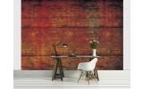 Fotobehang Industrieel | Oranje, Bruin | 104x70,5cm