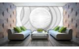 Fotobehang 3D, Modern | Grijs | 152,5x104cm