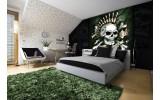 Fotobehang Papier Alchemy, Gothic   Groen   184x254cm