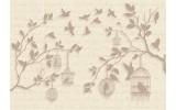 Fotobehang Papier Landelijk | Crème | 368x254cm