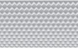 Fotobehang Papier 3D, Design | Wit | 368x254cm