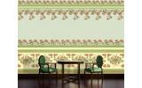 Fotobehang Klassiek | Groen, Geel | 416x254