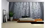 Fotobehang Modern, Slaapkamer | Grijs | 312x219cm