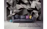 Fotobehang 3D, Modern | Grijs | 104x70,5cm