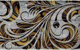 Fotobehang Abstract | Grijs, Bruin | 104x70,5cm