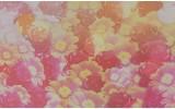 Fotobehang Bloemen | Roze | 208x146cm