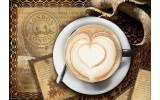Fotobehang Koffie, Keuken | Bruin | 416x254