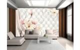 Fotobehang Magnolia, Modern | Roze | 208x146cm