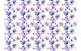 Fotobehang Bloemen, Klassiek | Roze | 104x70,5cm