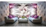 Fotobehang Magnolia, Bloemen | Roze | 152,5x104cm