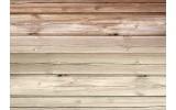 Fotobehang Vlies | Hout | Grijs, Bruin | 368x254cm (bxh)