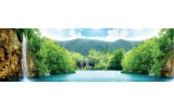 Fotobehang Vlies Natuur   Groen   GROOT 624x219cm