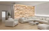 Fotobehang Brick | Crème | 104x70,5cm