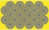 Fotobehang Vlies   Abstract   Geel   368x254cm (bxh)