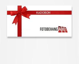cadeaubon fotobehangart.nl